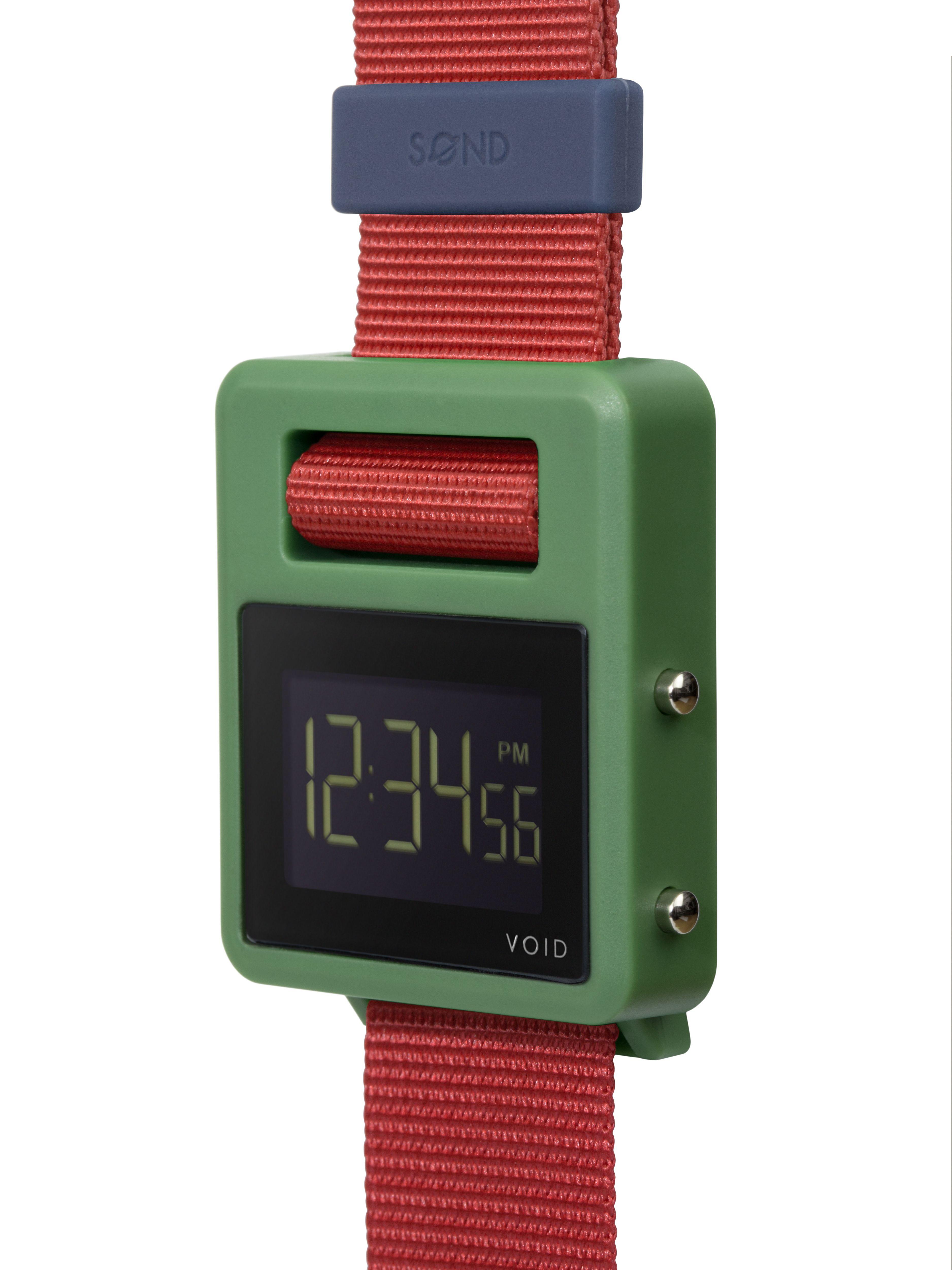 VOID Watches / SOND by VOID Watches - GRN