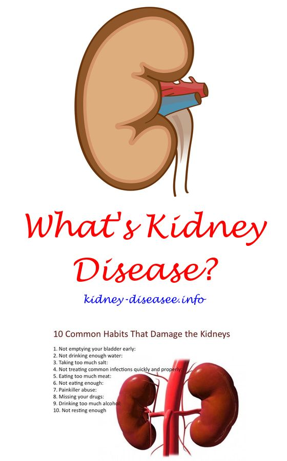 Kidney Disease Symptoms The Body
