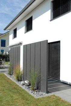 METTEN Alessio: Alessio ConceptDesign Sichtbeton vor Ort aufgespachtelt und lackiert (250 x 40 x 10) #modernegärten