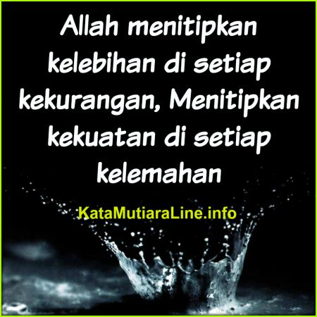 Titipan Allah Kata Mutiara Islamic Quotes Kutipan