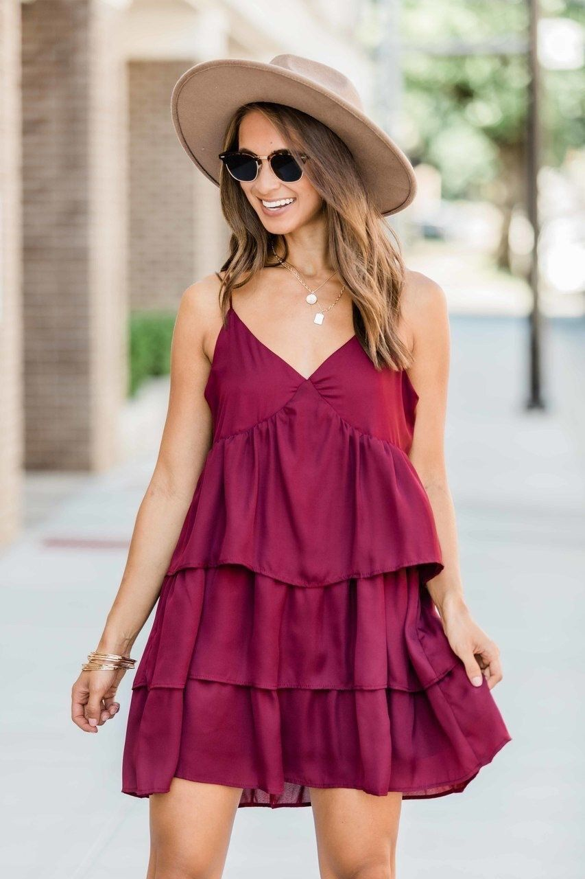 One Thing Right Dress – Small