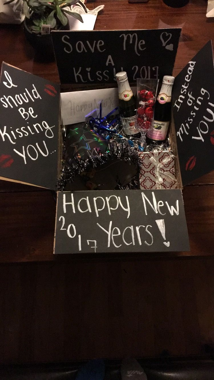 New Year S Eve Care Package For Under 20 Christmas Care Package Birthday Care Packages Military Care Package