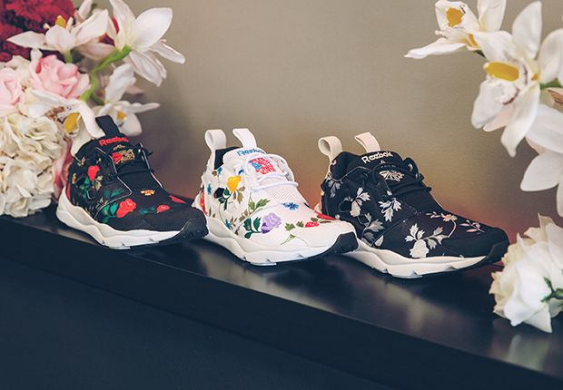 "Reebok Furylite SR ""Floral"" Pack | SBD"