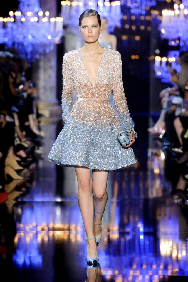 The Best Looks from Couture Fall 2014 - Couture Fall 2014 Runway Looks - Harper's BAZAAR