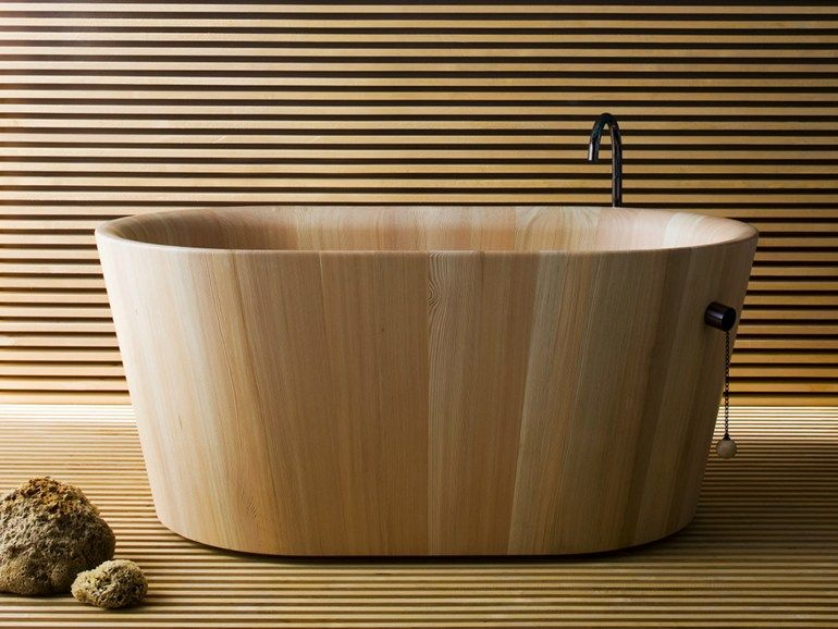 Vasche da bagno di piccole dimensioni deco in