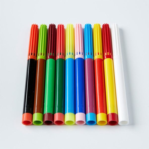 okonorm eco colouring feltip pen with magic marker draw in one