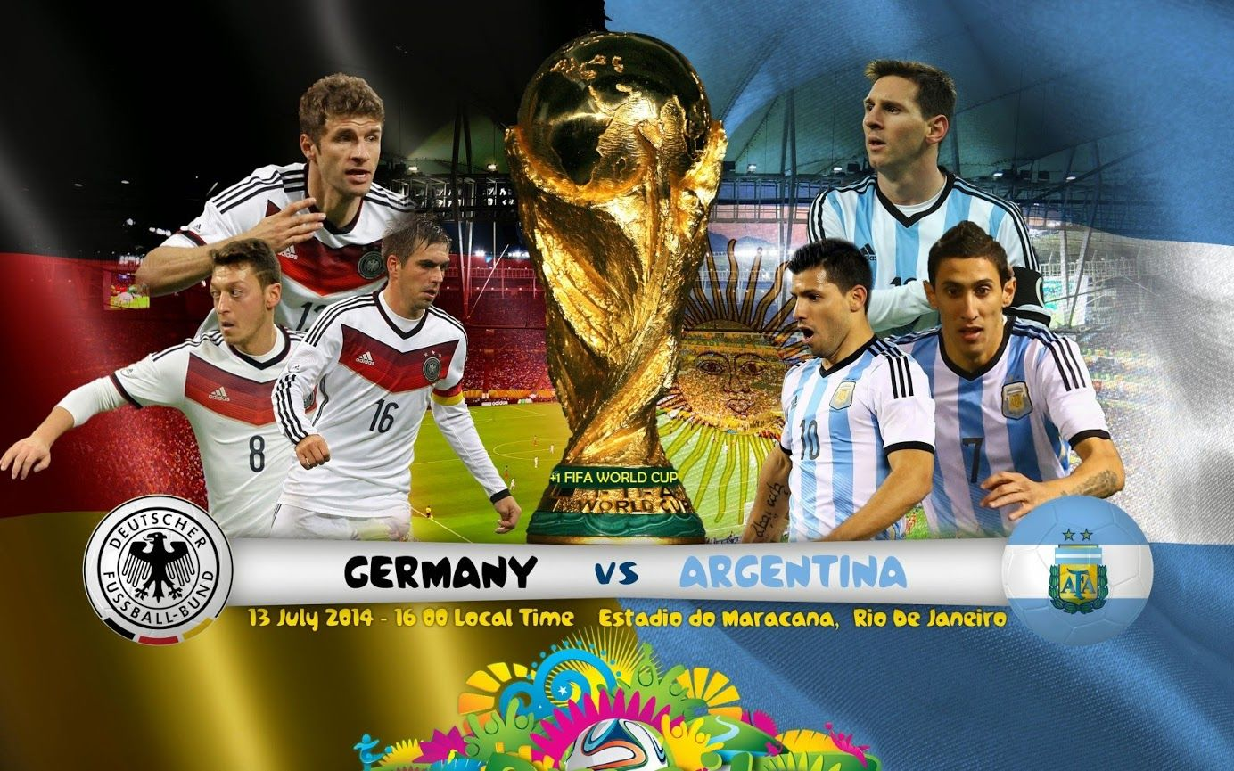 Final Germany Vs Argentina Germany Vs Argentina Germany Vs Germany Vs Argentina 2014