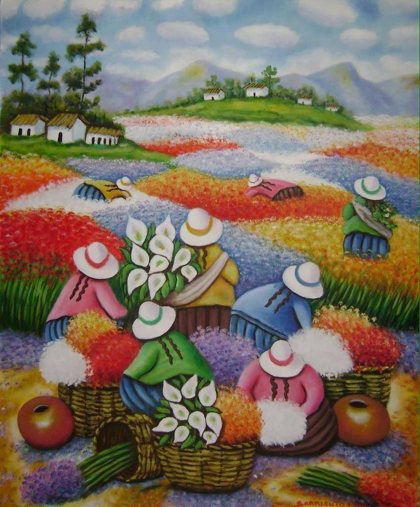 Oshi on twitter painting beautiful art art