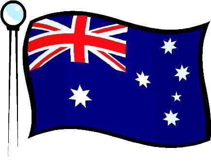 Image result for australia flag cartoon day