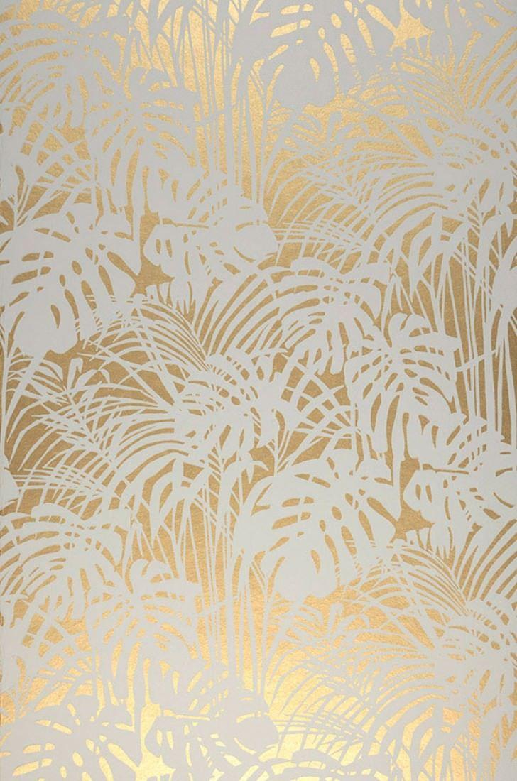 Papier peint Persephone | Papier peint des années 70