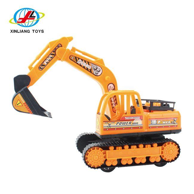 DRIVEN – Micro Series – Construction Site Crane Playset (62