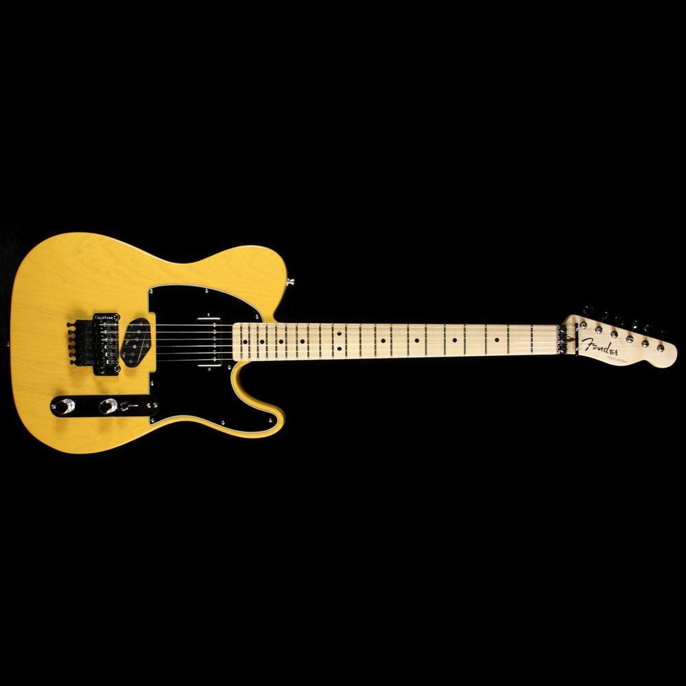 Fender Custom Shop Zf Telecaster Butterscotch Blonde Blackguard Emg 89 Wiring Http Wwwguitaristecom Forums Accessoiresetlutherie Floyd Rose