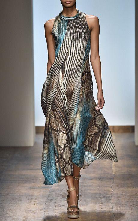 Milan Edition Spring/Summer 2015 Trunkshow Salvatore Ferragamo Look 30 on Moda Operandi