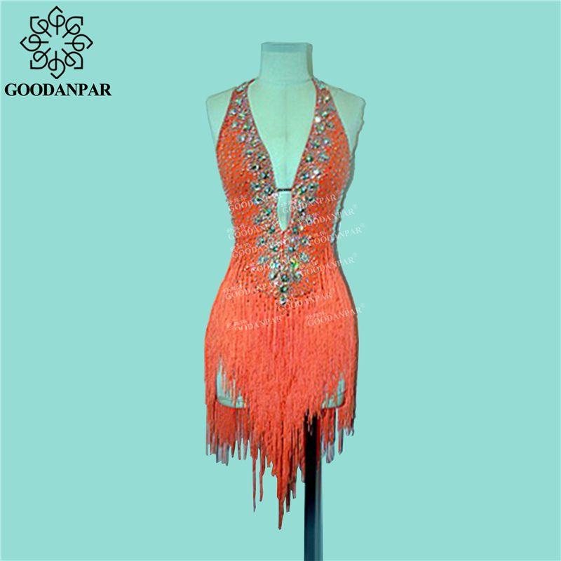 Cheap fringe latin dress, Buy Quality latin dance dress directly ...