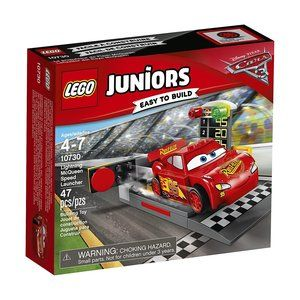 New unopened Lego Juniors easy to build racing car 30473
