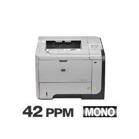 Hp Laserjet P3015dn Printer Black Silver Ce528a Review Printer Black Silver Computer Deals