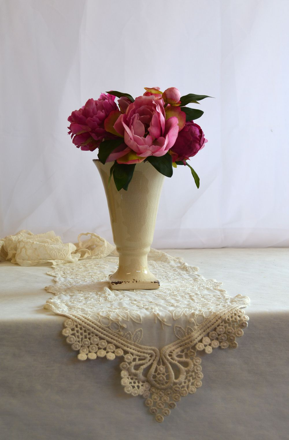 Legacy Urn In Antique White