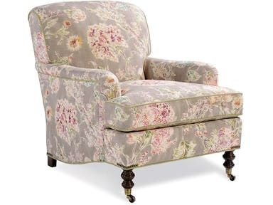 Shop For Taylor King Furniture Drayton Chair, And Other Living Room Chairs  At Goods Home Furnishings In North Carolina.