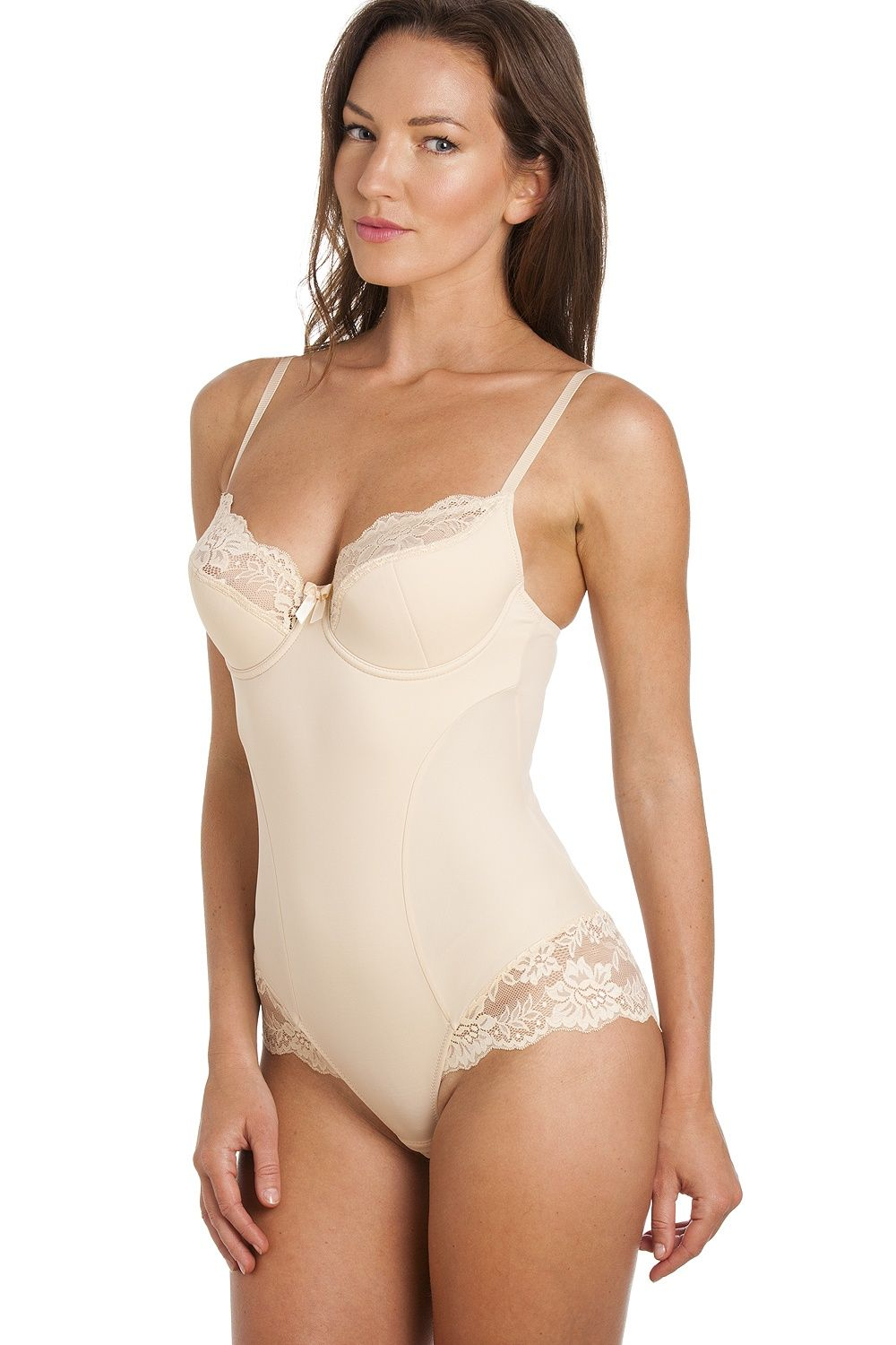good selling online retailer newest Beige Lace Sexy Shapewear Support Body from Camille Lingerie ...
