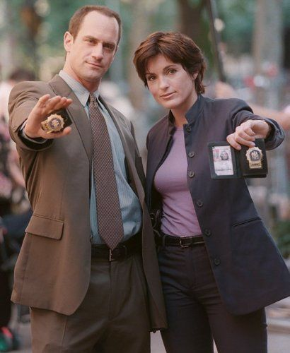 Law And Order Svu Photo Benson Stabler Law And Order Law And Order Svu Benson And Stabler