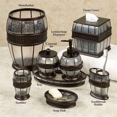 Ice Bath Accessories | Bath accessories, Bronze bathroom ...