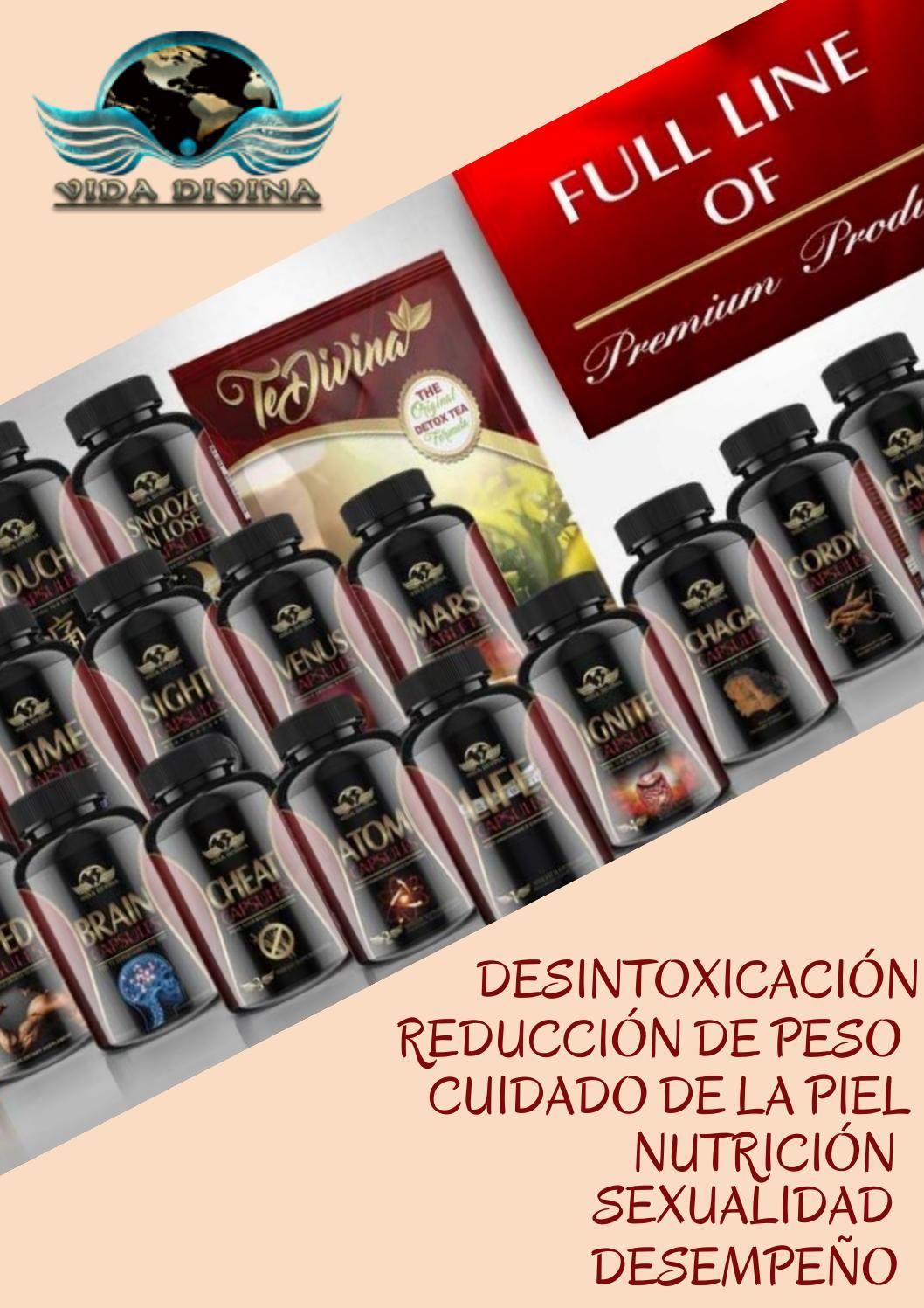 Productos cubanos para adelgazar