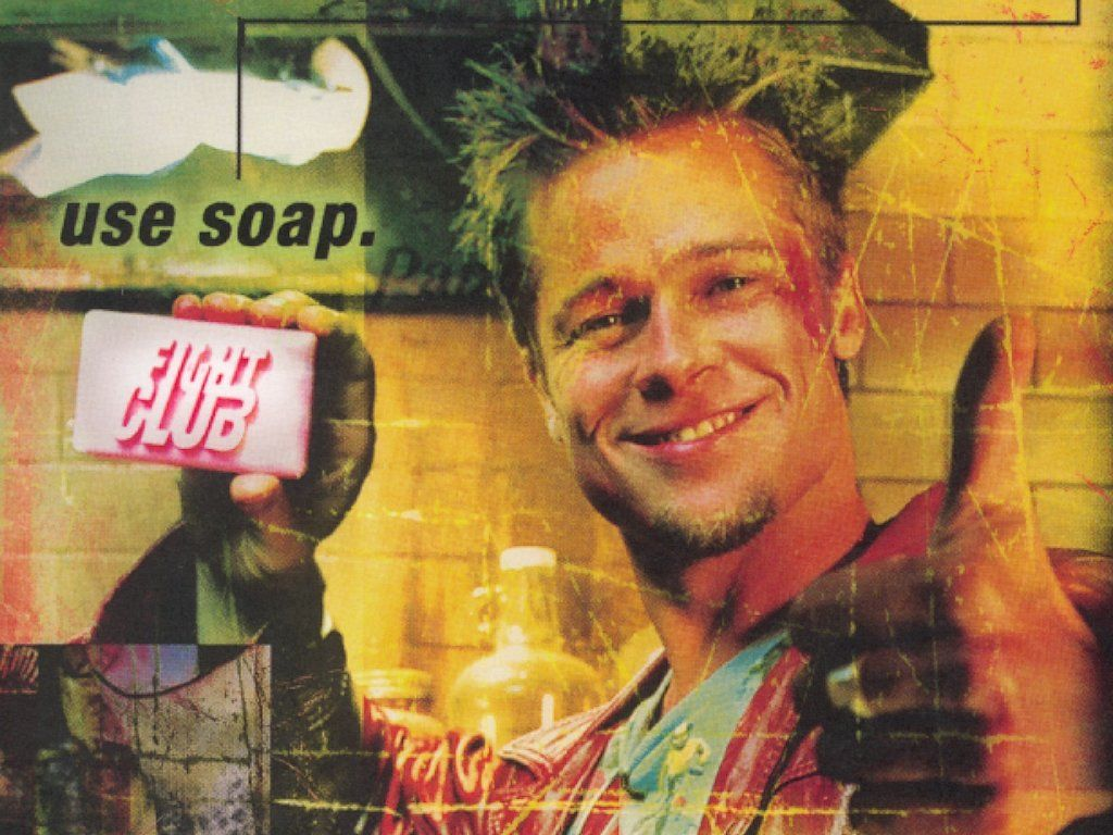 Soap is a good thing.