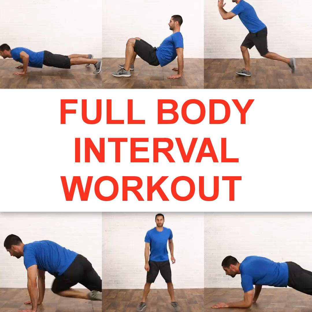 Quick Strategies In Strength Training Uncovered: This 8-minute Full-body Workout, Is Gonna Kick Your Butt