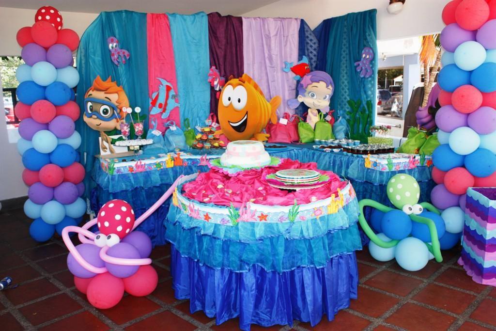Bubble Guppies Decorations | Parties | Pinterest | Bubble guppies ...