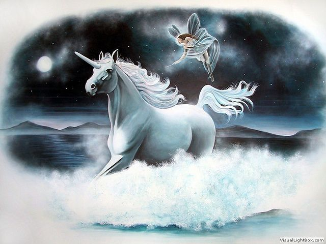 unicorn and pixie