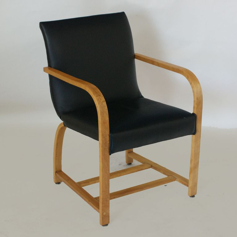 Captivating 1stdibs | Eight Gilbert Rohde For Heywood Wakefield Art Deco Dining Chairs