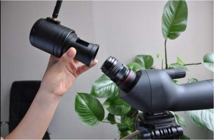 Wifi usb telescope eyepiece iphone ipad android do you want to see