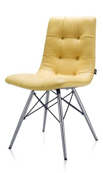 Chaise Pied Inox Idees Maison Image