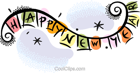 new years banner royalty free vector clip art illustration vc038382