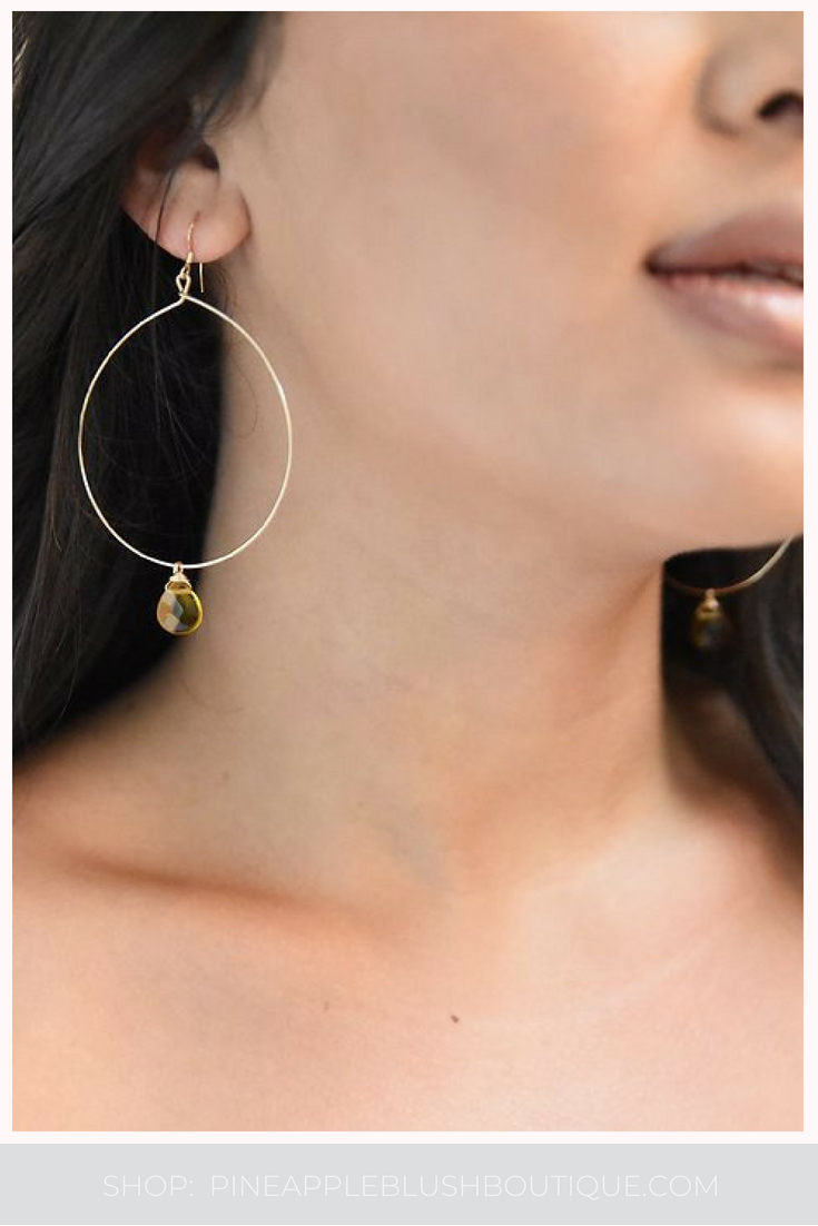 4ee3466d5d Earrings at Pineapple Blush Boutique | Now open in Kailua-Kona and online!  Affordable Boutique Fashion for Women of all shapes and styles!