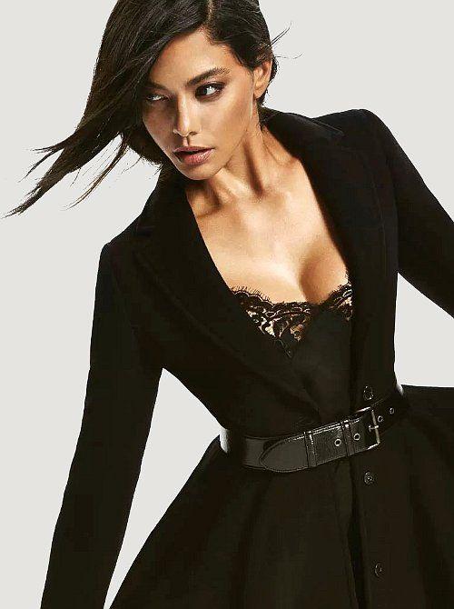 she-loves-fashion:  SHE LOVES FASHION: Heidy De la Rosaby Ergin...