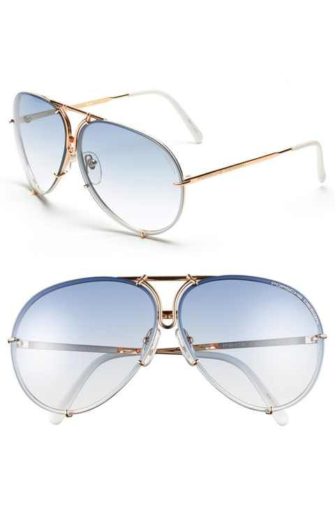 e8d8497e2e1 Porsche Design  P8478  66mm Aviator Sunglasses