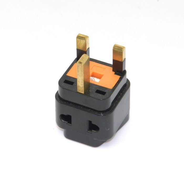 Kingdom Uk Splitter Plug Adapter