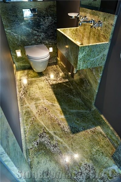 Delightful Irish Green Connemara Marble. ༺❀
