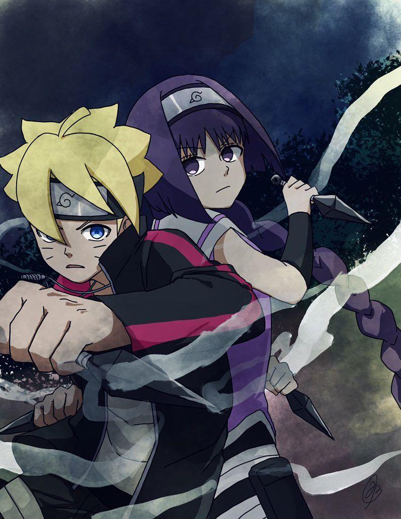 Pin Oleh Abbasdorvar Di Borusumi Di 2020 Gambar Anime Gambar