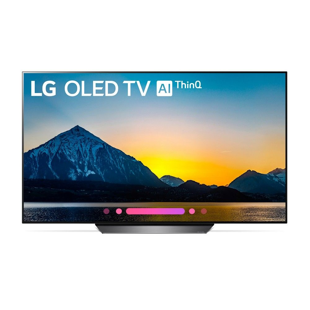Lg 55 Class 4k Uhd Smart Oled Tv Oled55bxpua Oled Tv Smart Tv Lg Oled