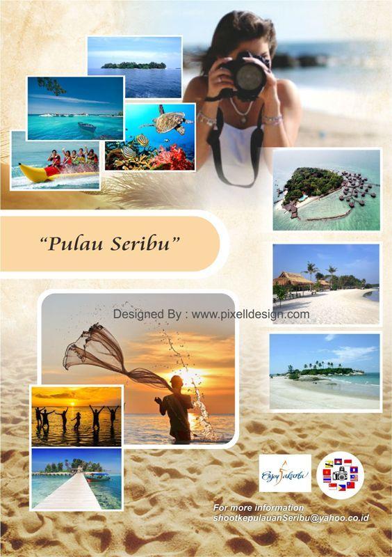 Desain Brosur Wisata Travel Agen Desainbrosur Brochuredesign Promotion Infographic Graphicdesign Flyer Ads Desaingrafis Pulau Desain Brosur Periklanan