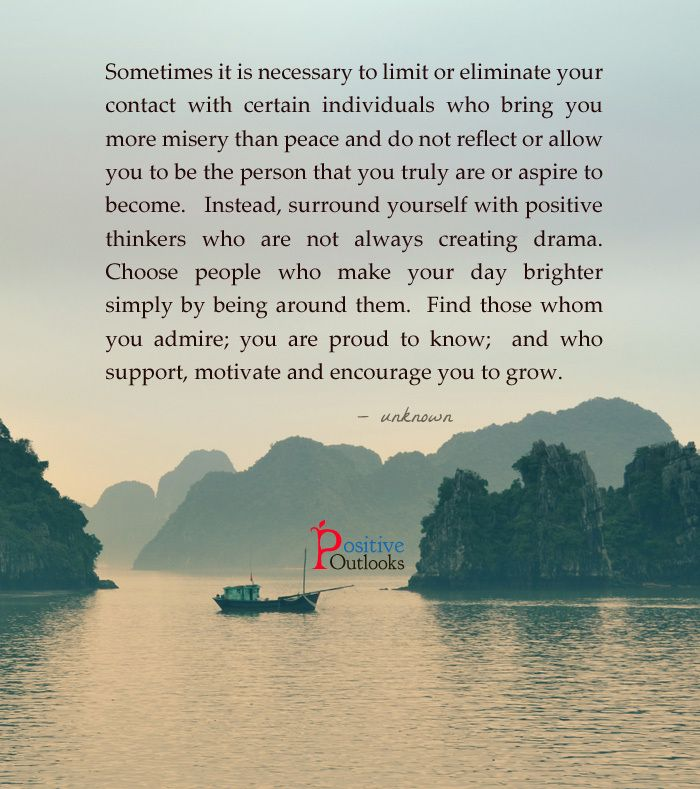 Be Mindful Of The Company You Keep Positive Outlooks Blog Wise
