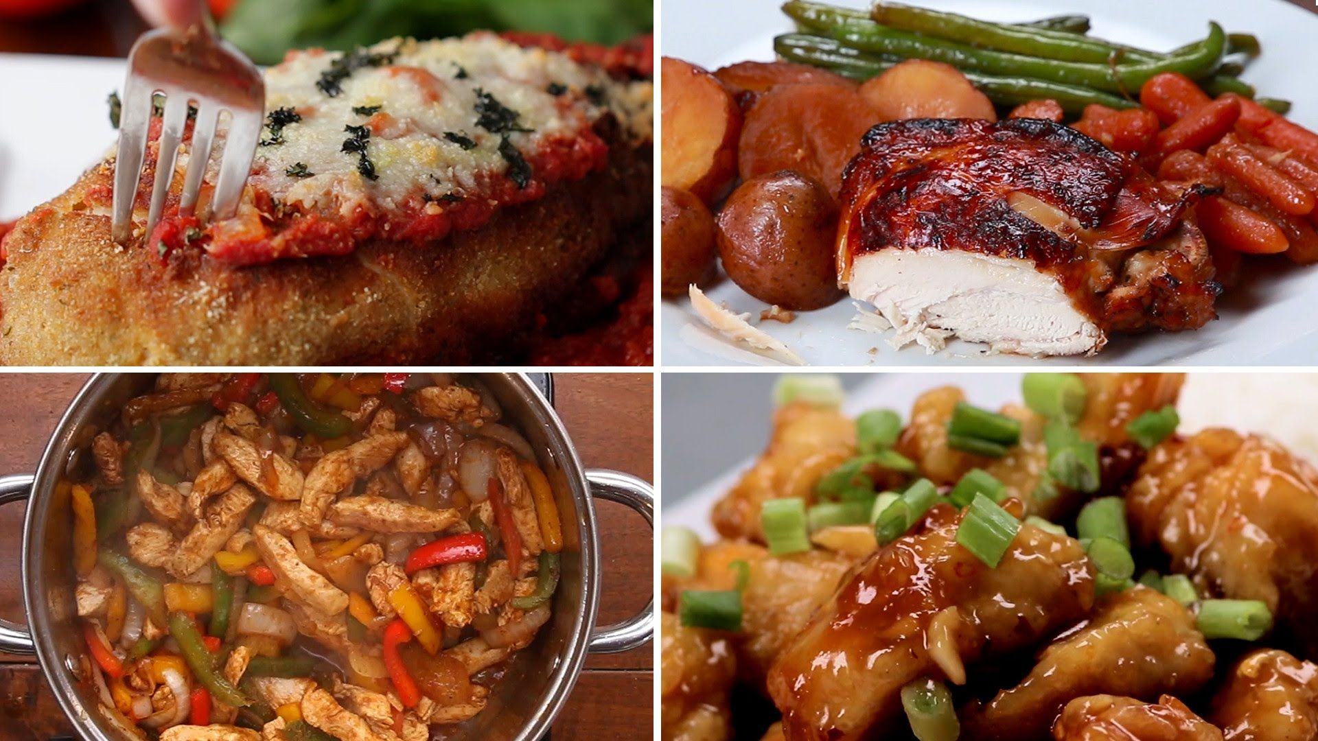 7 easy chicken dinners youtube videos pinterest dinners meals 7 easy chicken dinners youtube forumfinder Images