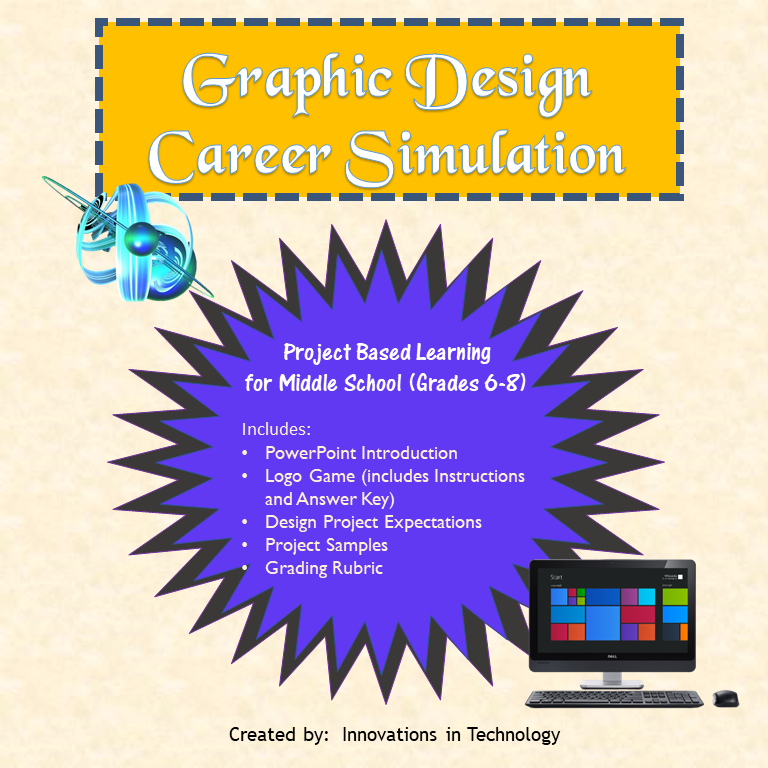 graphic designer career simulation career exploration learning about graphic design gives students an introduction to what graphic designers do on the