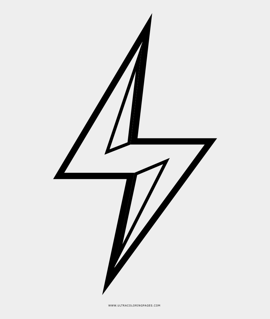 Lightning Bolt Coloring Page Triangle Is Popular Png Clipart Cartoon Images Explore And Download More Related Imag Coloring Pages Lightning Bolt Lightning