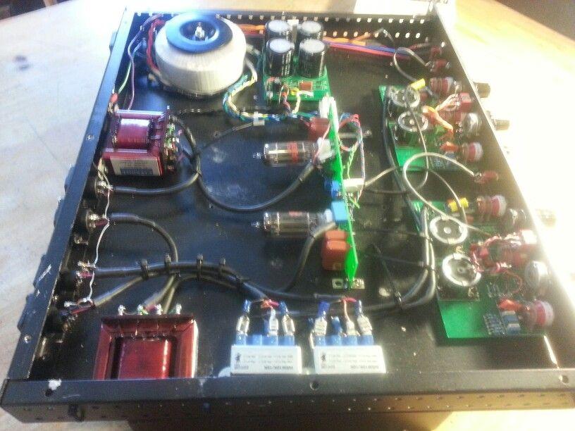 Helios 69 eq with tube gain make up | audio diy | Diy, Audio, Tube