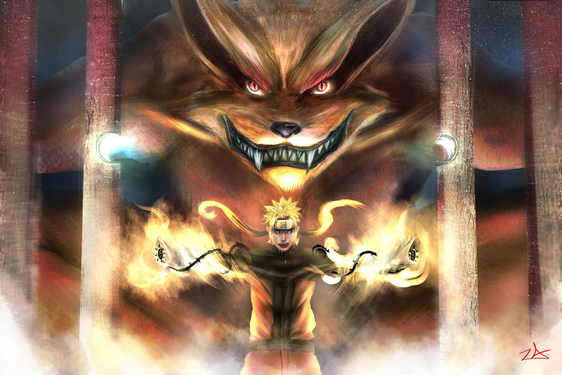 Naruto Kurama Anime Naruto Naruto Uzumaki Kurama Naruto Fox Wallpaper Naruto Wallpaper Naruto Anime Naruto
