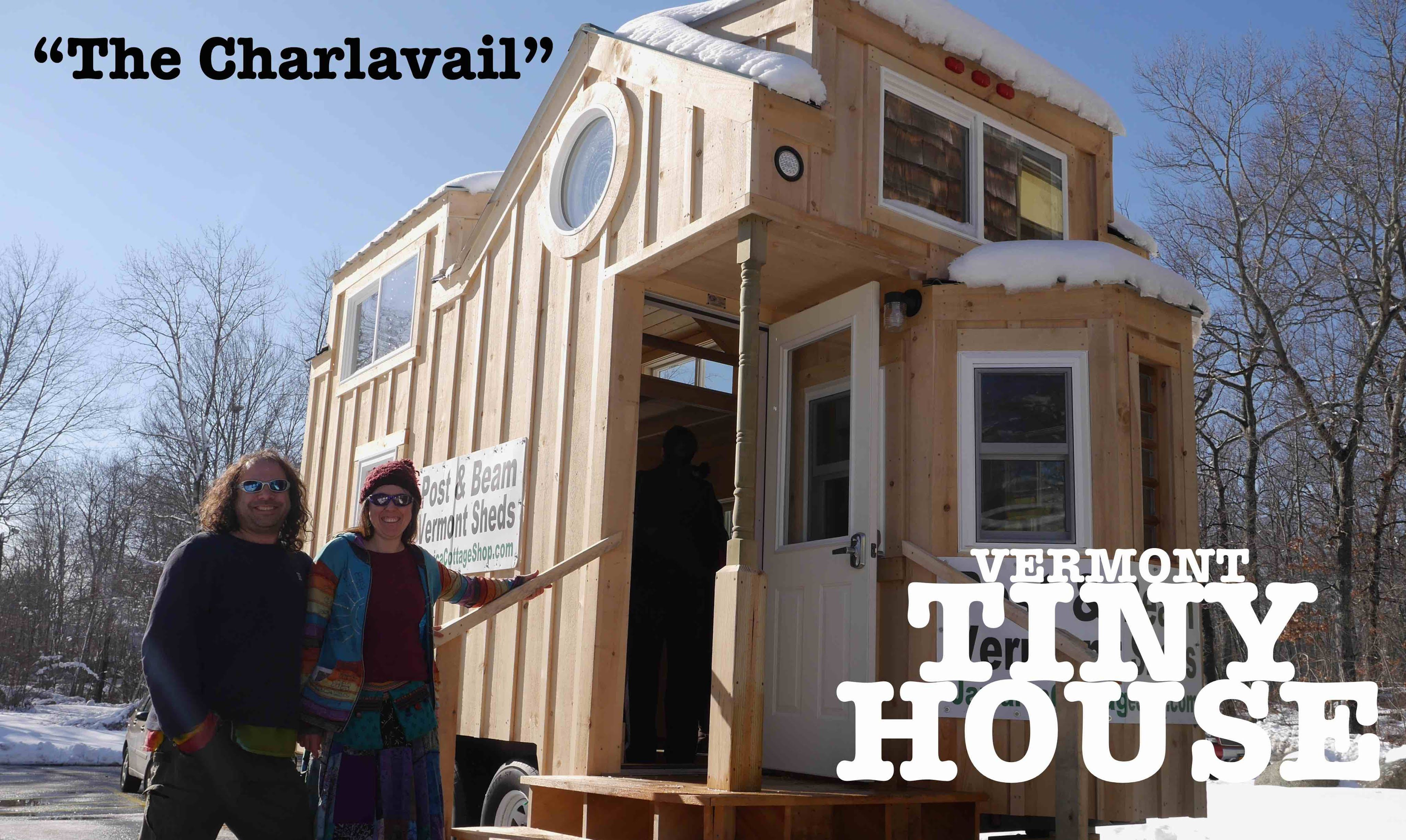 the charlavail a rustic solar tiny house on wheels 8x16 narrative