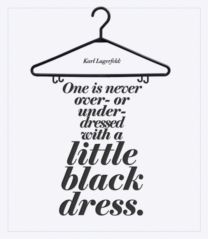 Perfect day to night lbd every girlus wardrobe essential things